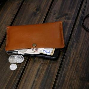 iPhone 5, 4s/4 Leather Wallet / wal..