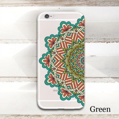 High Quality Mandala Floral Phone C..