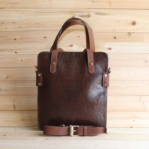 Genuine Leather bag in Brown / men bags / PU bag / messenger bags / graduation gift / men bag / leather bags / Men / For He / Gift-T3