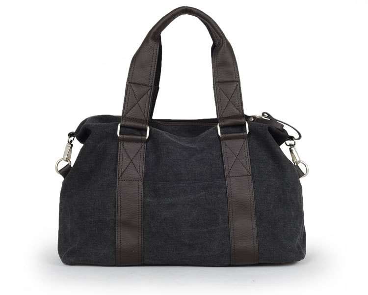 New Men backpack in Black / Briefcase / Backpack / Messenger / Laptop / Men's Bag / Women's bag / travel bag / handbag / shoulder bag--T039